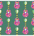 Seamless Guitar pattern vector image