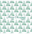 christmas greeting card winter holiday background vector image vector image