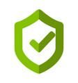 lock icon under vector image