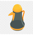 pitcher isometric icon vector image vector image