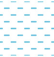 right arrow pattern seamless vector image