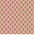 Pink Oriental Vintage Style Background vector image vector image