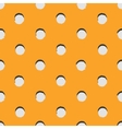 Polka dot colorful painted seamless pattern vector image vector image