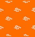 sakura pattern seamless vector image vector image
