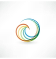 Design elements with spiral motion vector | Price: 1 Credit (USD $1)