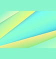 modern pastel abstract template minimalist vector image