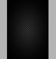black lighting background with diagonal stripes vector image vector image
