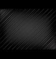 dark diagonal lines background design vector image vector image