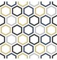 simple geometric seamless pattern stylish vector image