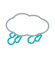 weather concept design vector image