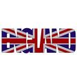 england country incscription vector image vector image