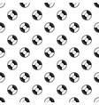 Vinyl record pattern vector image