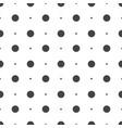 Seamless dots pattern seamless on white background