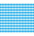 oktoberfest bavarian pattern flag bavaria vector image vector image