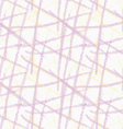 Rough brush overlapping pink vector image