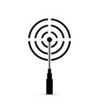 antenna for wi-fi vector image