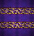 decorative banner floral