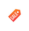 price tag icon tag label icon for websites and vector image vector image