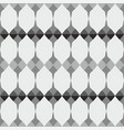 tile grey black and white pattern vector image vector image