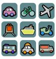 Vehicle icons