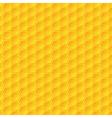 Honeycomb background vector image