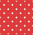 seamless stars pattern seamless on red background vector image
