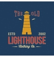 The Old Lighthouse Clothing Co Nautical Abstract
