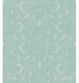 Damask seamless wallpaper with grunge effect