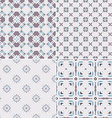 Pastel Patterns vector image