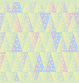 Seamless pattern with pastel dotted
