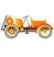 Vintage Motor Car vector image vector image