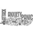 anxiety and nervouse breakdown tie in together vector image vector image