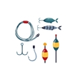 Fishing line Sopinner And Hooks