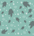 floral seamless pattern for backgrounds vector image vector image