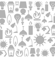 Light a background vector image vector image