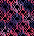Ogee fabric seamless background vector image