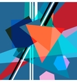 graphic abstract background vector image vector image