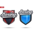 Premium symbols of Boxing Tag vector image