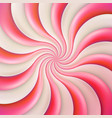 round pink sweet candy template eps 10 vector image vector image