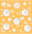 spring - set modern colorful set of vector image vector image