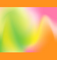 abstract colorful background blur pastel vector image vector image