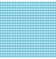 Oktoberfest blue seamless background vector image vector image