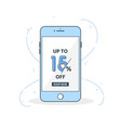 up to 15 off sales offer promotional banner