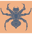 Abstract Spider vector image vector image