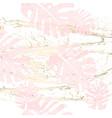 vintage gold worn tile vector image vector image