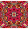 Abstract Tribal ethnic seamless pattern ornament vector image