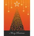 Christmas season background vector image vector image