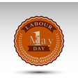 Emblem for labour day