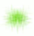 green watercolor logo design template spot vector image vector image