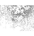 scratch grunge urban background dust overlay vector image vector image